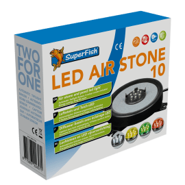 Superfish LED Air Stone Ø10
