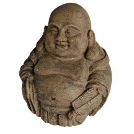 Superfish Pond Zen Deco Buddha