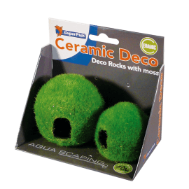 SUPERFISH Ceramic Deco avec mousse 2 PCS