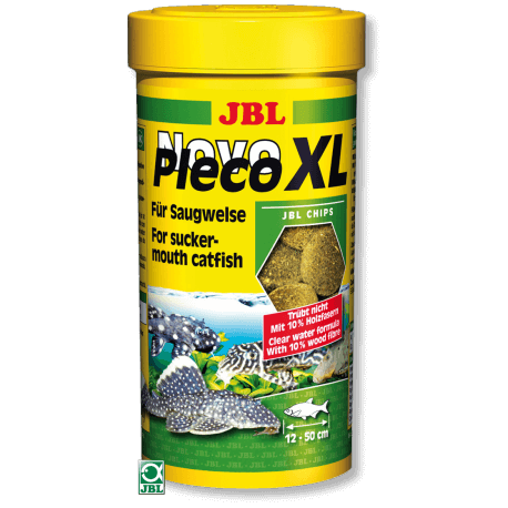 JBL Novo Pleco XL 250 ml