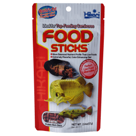 HIKARI TROPICAL FOOD STICKS 57GR
