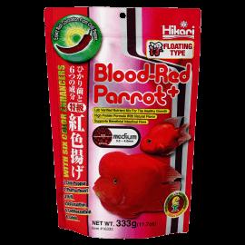 HIKARI BLOOD-RED PARROT PLUS MINI 333GR