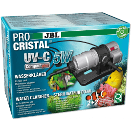 JBL PROCRISTAL UV-C Compact plus 5W
