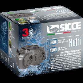 SICCE MULTI 1300 pompe multifonction 1200L/H