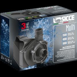 SICCE MULTI 2500 pompe multifonction 2450L/H