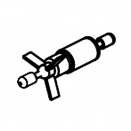 SICCE Rotor + Axe + Caoutchoucs de rechange pour SyncraPond 0.5