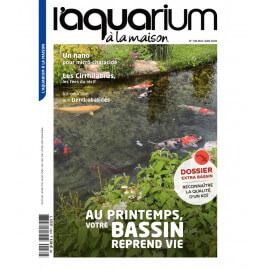 Aquarium à la Maison N°139 NOUVELLE FORMULE