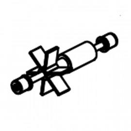 SICCE Rotor + Axe céramique + Caoutchoucs de rechange pour SyncraPond 2.0