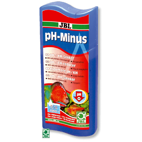 JBL pH Minus 100ml