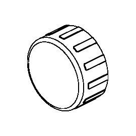 Bouchon de rechange pour pompe EKO POWER 10.0 / 12.0 / 14.0