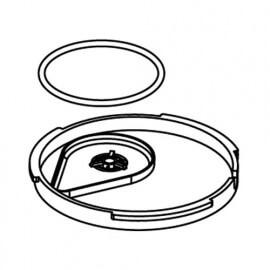 SICCE Couverture de pompe + Joint de rechange pour ULTRA ZERO