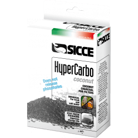 sicce hypercarbo cocco Charbon Actif 2x150gr