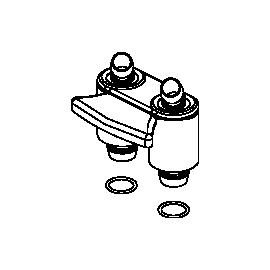 SICCE Système de connection / déconnexion tuyau de rechange pour Space EKO+ 200 / 300