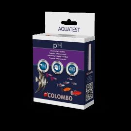 Colombo Test pH pour aquarium