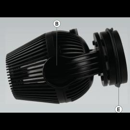 Horizon Aqua SILENT RUBBER pour Wave SD 30/50