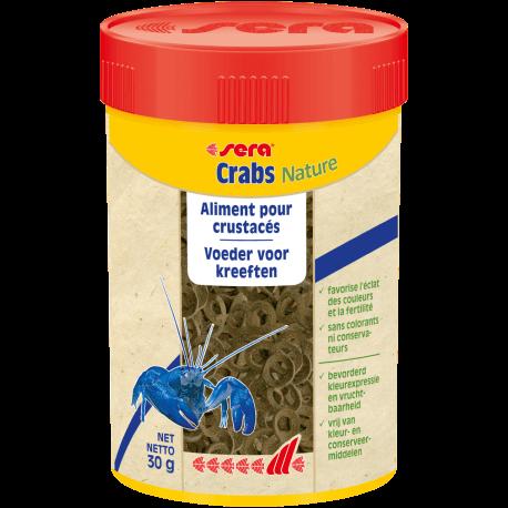 Sera Crabs Nature 100ml