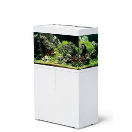 Oase Styline 175 Aquarium + Meuble Blanc
