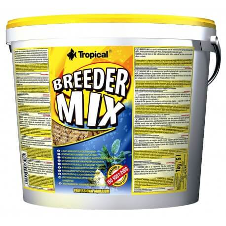 Tropical Breeder Mix 11L
