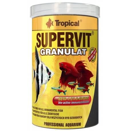 Tropical Supervit Granulat 100 ml