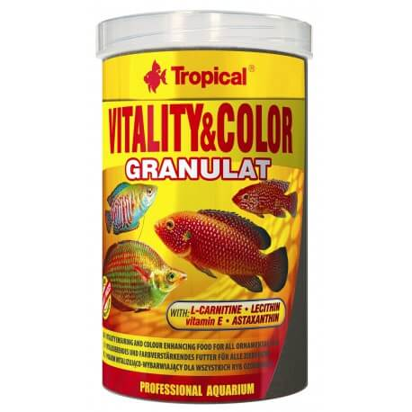Tropical Vitality & Color Granulat