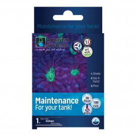 Aquarium Systems Unidose PROGRAMME Maintenance Marine