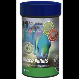 Aquarium Systems Spirulina Pellets - Herbivore 1,5mm - 100ml - 60g