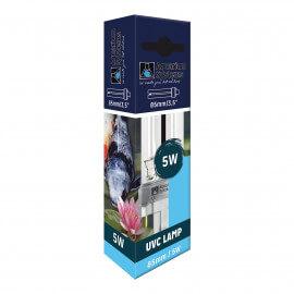 Aquarium Systems Compact Lamp G23 UVC  8.5cm - 5W