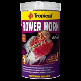 Tropical FLOWER HORN adult pellet 500ml