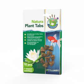COLOMBO NATURA PLANT TABS 10PCS