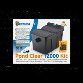 SUPERFISH PONDCLEAR KIT 12000 UVC 13W + POMPE