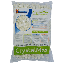 SUPERFISH CRYSTALMAX SAC 10 LITRES