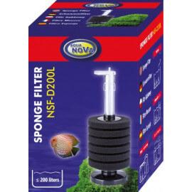Filtre Exhausteur Sortie Orientable NSF-D200L
