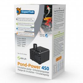 SUPERFISH PONDPOWER 450