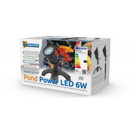SUPERFISH POND POWER LED 6W