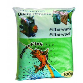 Superfish Ouate Verte Grosse 100gr