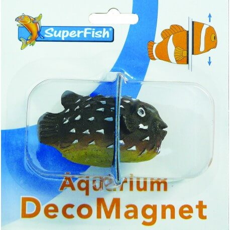 Deco Magnet Puffer