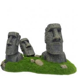 Aqua Della Moai easter island
