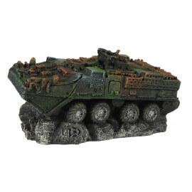 Aqua Della Tank militaire S