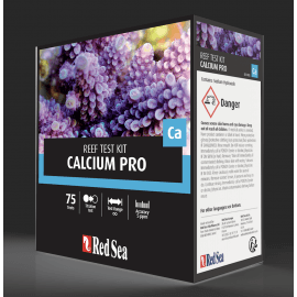 Red Sea Test Calcium Pro - 75 tests