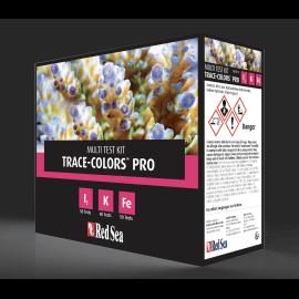 Red Sea MultiTest Kit Trace Colors Pro (I2,K,Fe)