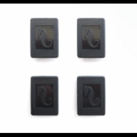 Red Sea Filet de protection - Clips de suspension (4 pièces)
