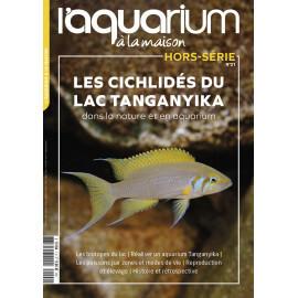 Aquarium à la Maison Hors Série N°21 - Les cichlidés du lac Tanganyika