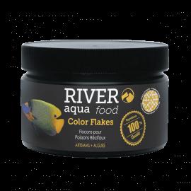 River Aqua Food Reef Color Flakes 250ml