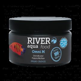 River Aqua Food Reef Omni Pellets M 250ml