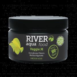 River Aqua Food Reef Veggie Pellets M 250ml