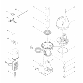 Oase Pan de tuyau usiné  Jumpingjet
