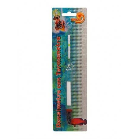 Thermomètre + Densimètre Flottant