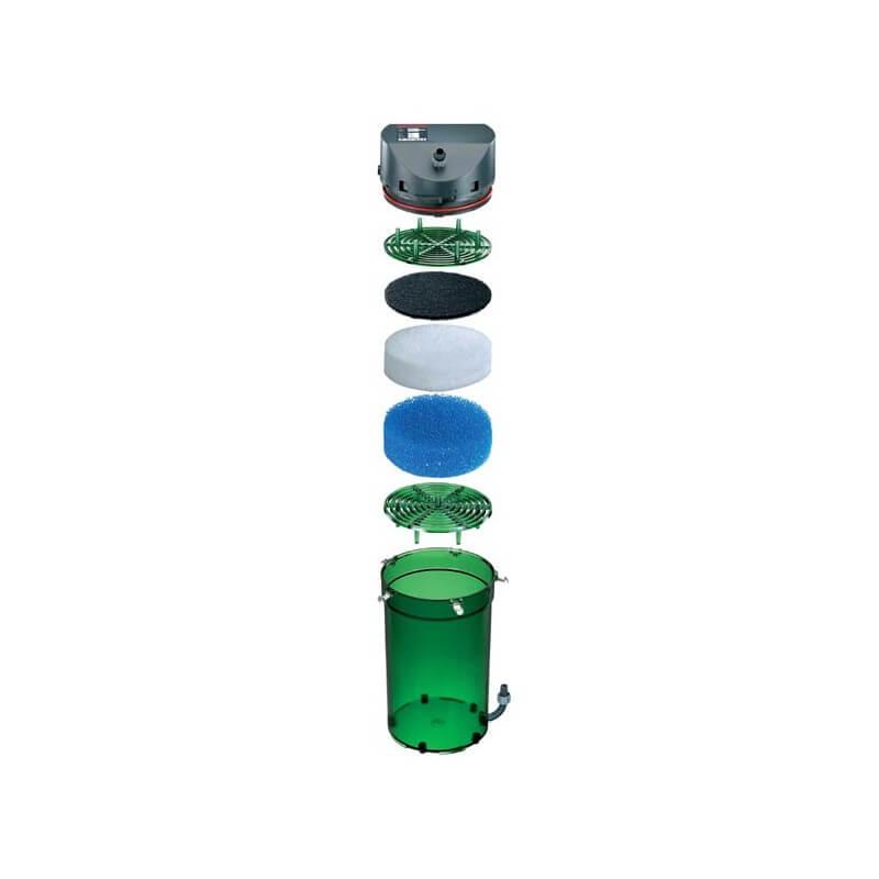 Filtre externe eheim filtre externe eheim classic 2215 for Pompe externe aquarium
