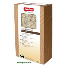 AMTRA PRO NATURE SAMBIA SMALL 0,05-1MM 2KG