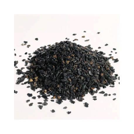 sables pour aquarium sable noir naturel 3 4mm 5kg pour. Black Bedroom Furniture Sets. Home Design Ideas